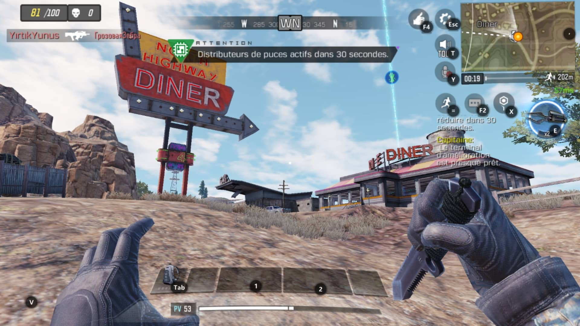 diner-ville-call-of-duty-mobile-carte-saison-1-isolated