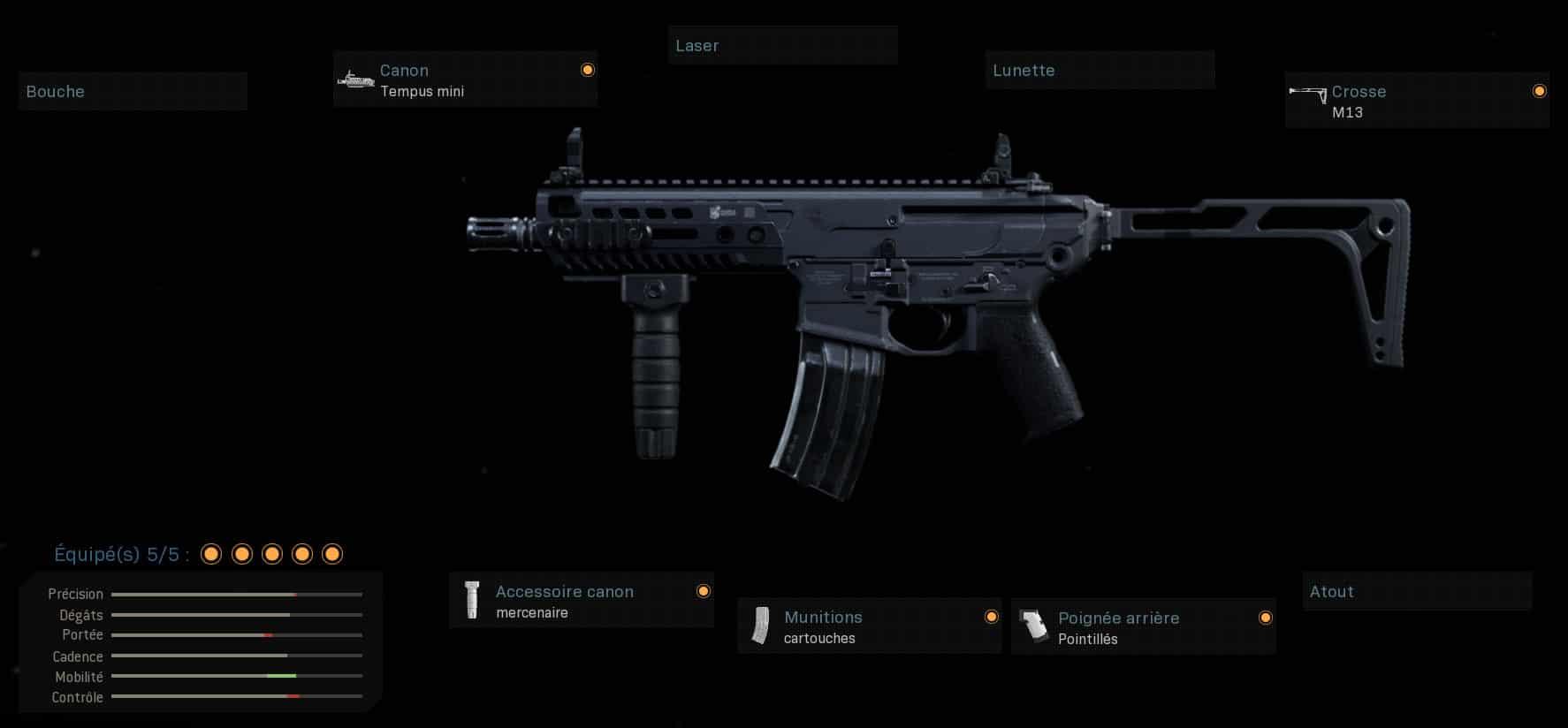 cod-call-of-duty-modern-warfare-M13-meilleurs-loadout-attachments-mod-1