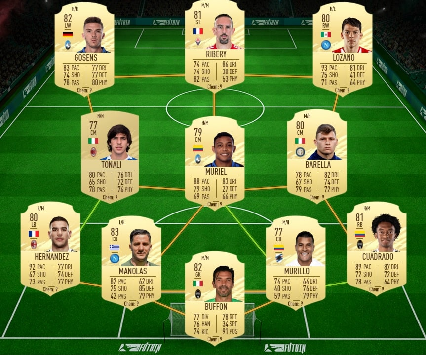 fifa-21-fut-starter-team-200k-exemple-pas-chere-5-Serie-A-1