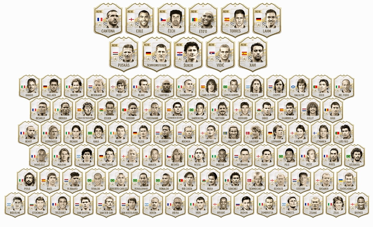 liste-fifa-21-icones-100-fut100-nouvelles-cartes