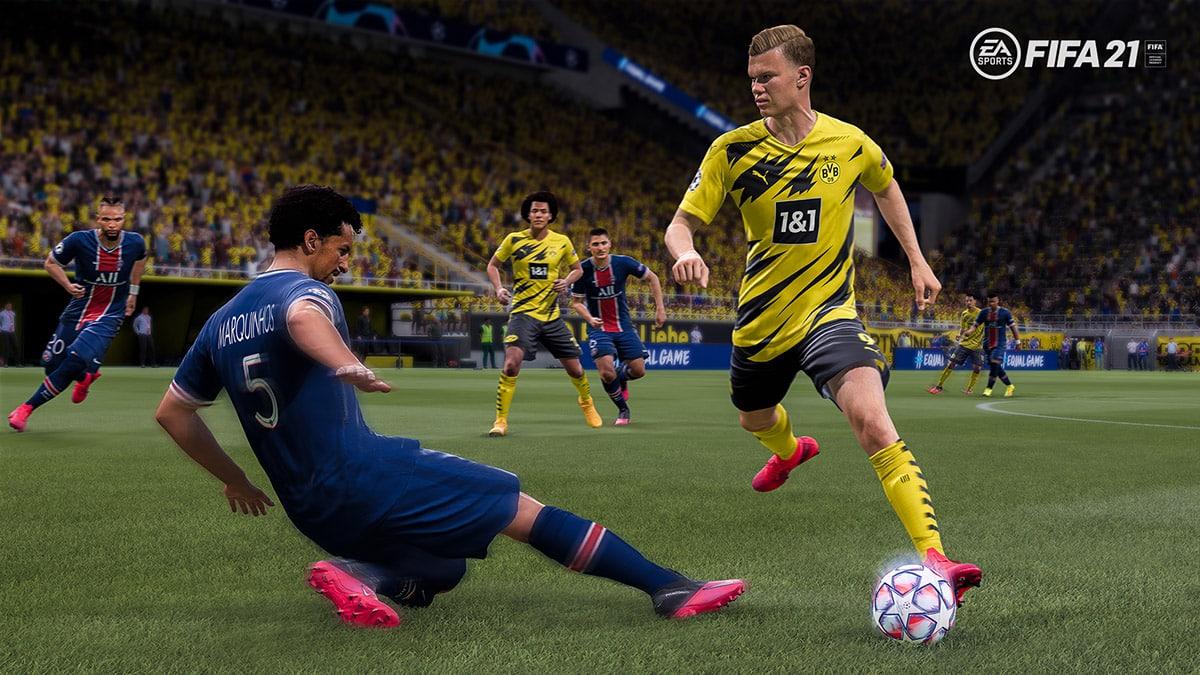 Comment et quand télécharger FIFA 21