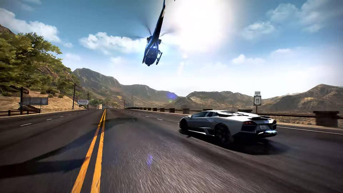 Need for Speed Hot Pursuit Remastered, info trailer et date de sortie - Gamosaurus