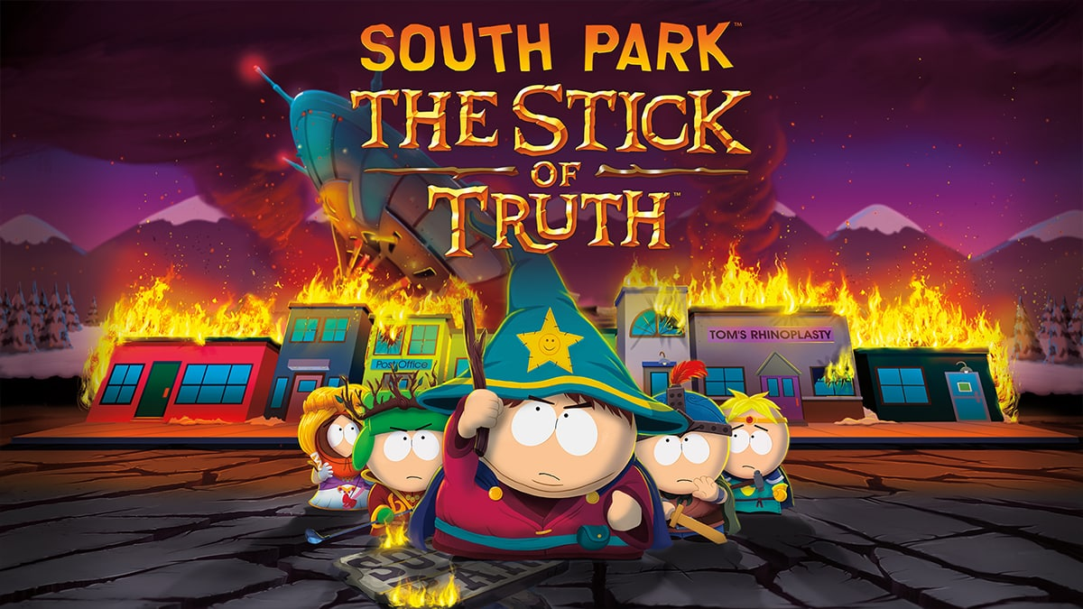 south-park-the-stick-of-truth-liste-jeux-mega-soldes-epic-games-store-egs-2020