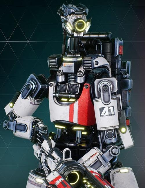 lemnis-gate-karl-agent-personnage-robot-defense-orbe-de-protection