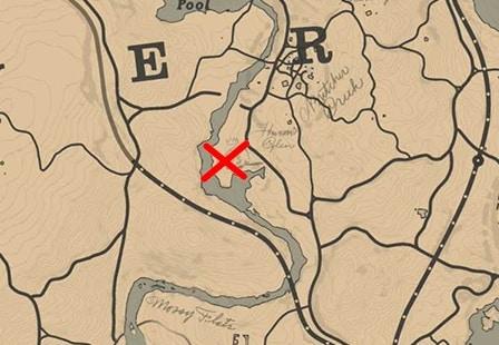 rdr2-pc-red-dead-redemption-2-animaux-legendaires-solution-trouver-map-carte-astuce-soluce-castor