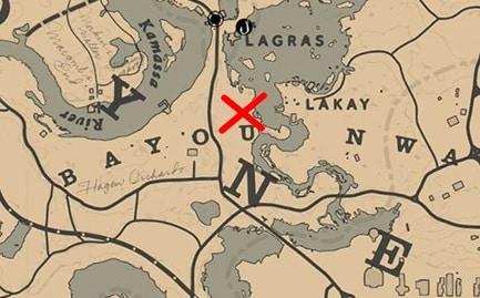 rdr2-pc-red-dead-redemption-2-animaux-legendaires-solution-trouver-map-carte-astuce-soluce-crocodile