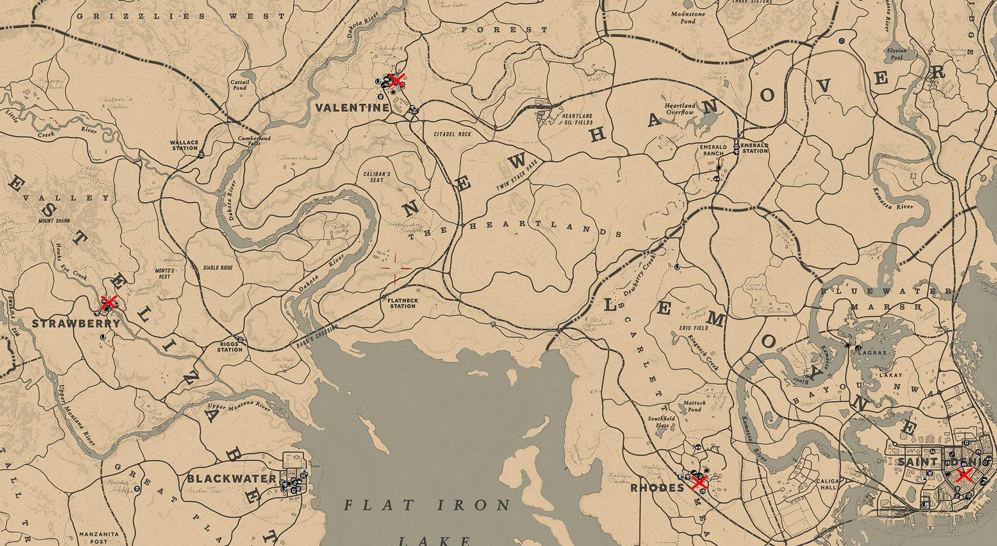 rdr2-pc-red-dead-redemption-2-braquages-progression-totale-100-solution-trouver-gunslingers-map-carte-astuce-soluce