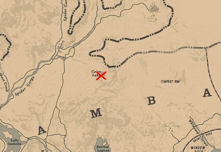 rdr2-pc-red-dead-redemption-2-solution-trouver-gunslingers-map-carte-flaco