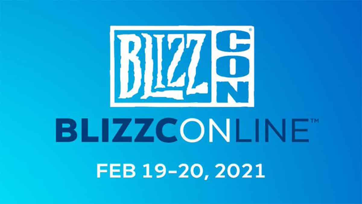 BlizzConline, l'événement a lieu les 19 et 20 février 2021
