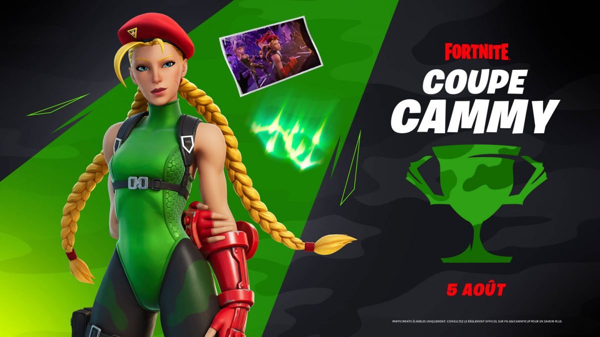 fortnite-coupe-cammy-competition-partenariat-capcom-stree-fighter-guile