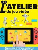 Logo L'atelier du jeu vidéo (Game Builder Garage)