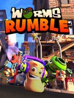 Logo Worms Rumble