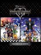 Logo Kingdom Hearts HD 1.5 + 2.5 ReMIX