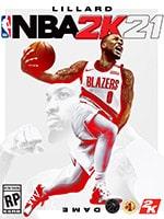 Logo NBA 2K21