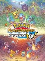 Logo Pokémon Donjon Mystère : Équipe de Secours DX