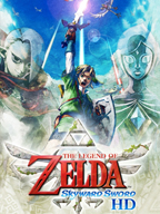 Logo The Legend of Zelda: Skyward Sword HD