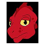gamosaurus-avis-test