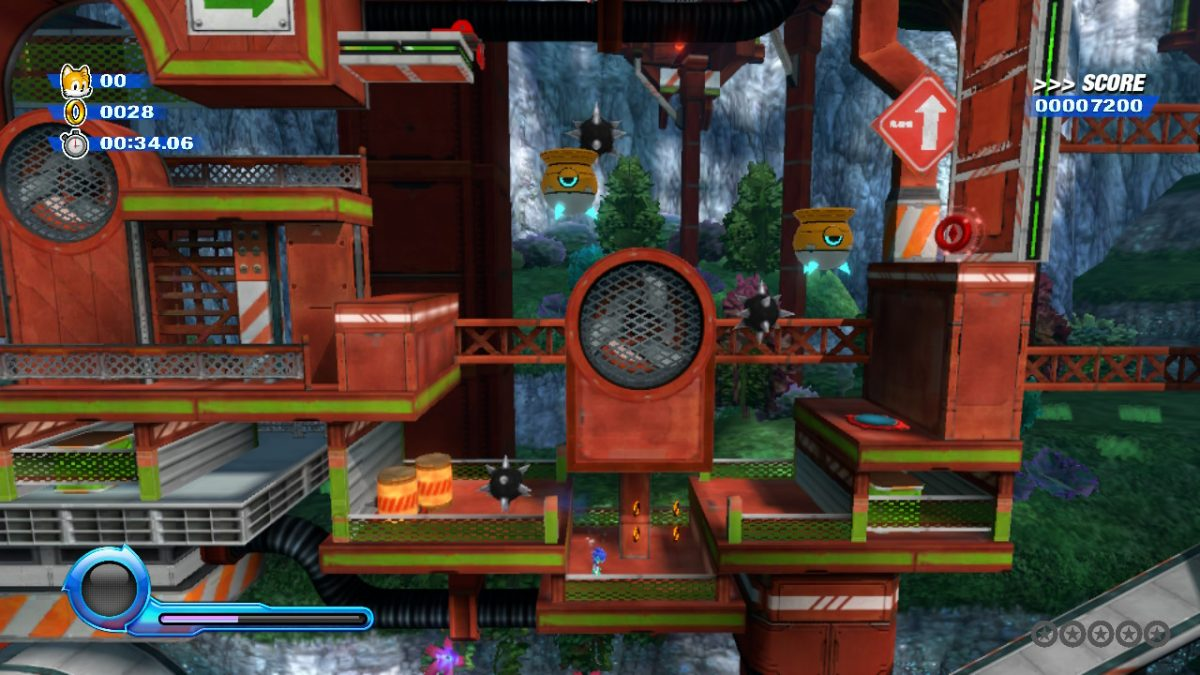 avis test Sonic Colors Ultimate portage remaster Nintendo Switch Xbox PS4 ps5