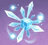 fleur-cristalline