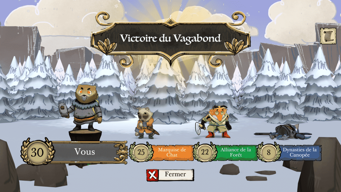 Victoire! - Root