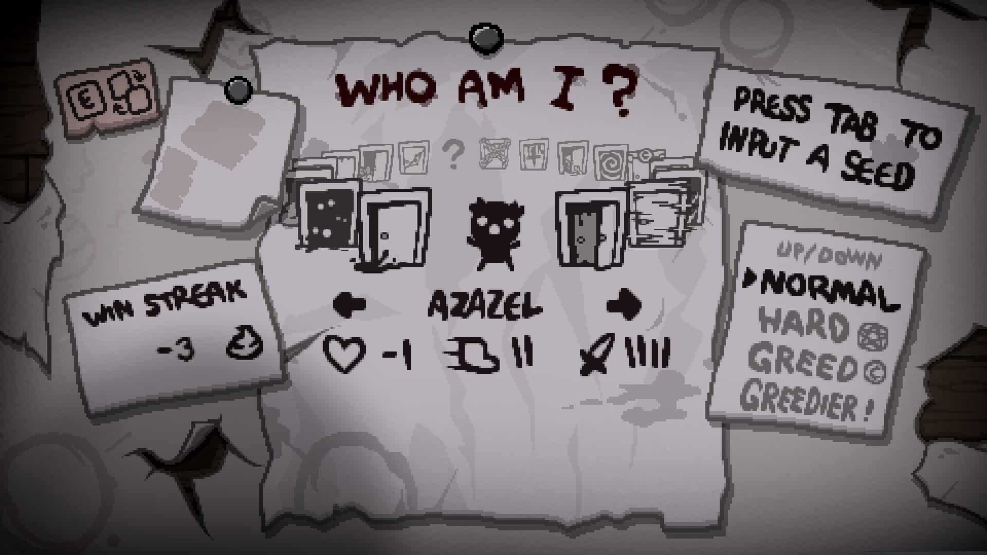 the-binding-of-isaac-repentance-personnages-alternatifs-tainted-menu
