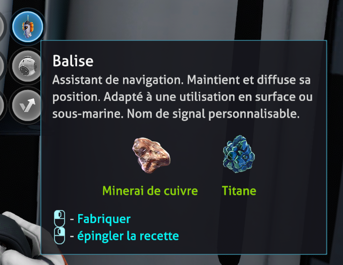 subnautica below zero balise
