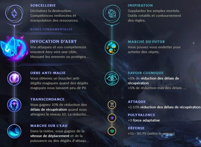 Guide LoL Ivern Jungle S10 Runes