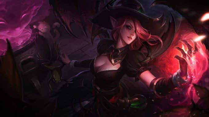 lol-guide-morgana-support-s10-objets-sorts-contres-conseils-astuces