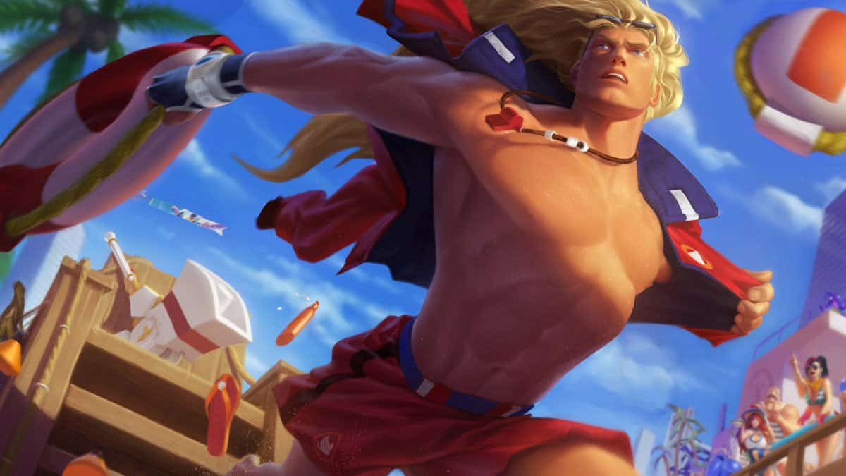 lol-guide-taric-support-s10-objets-sorts-contres-conseils-astuces