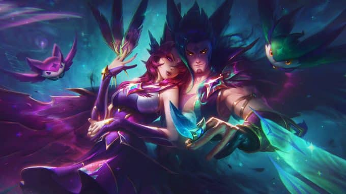 lol-guide-xayah-bot-s10-objets-sorts-contres-conseils-astuces