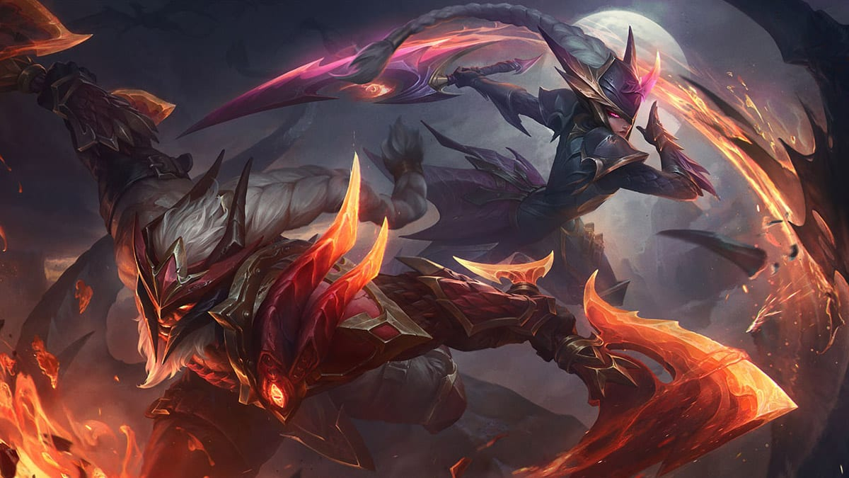 skin-pbe-lol-diana-olaf-trundle-tueurs-de-dragons