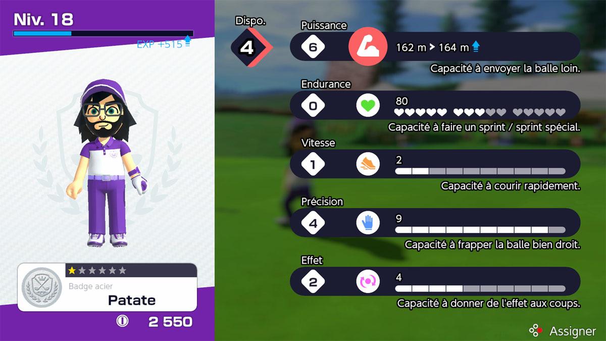 mario-golf-super-rush-test-avis-campagne-solo-progression-personnage