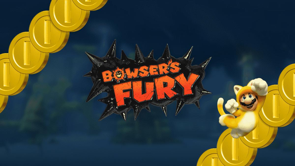 Bowser's Fury - Où sont les Ilots de la Fortune ?