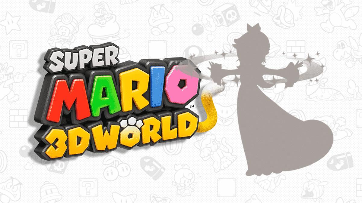 Super Mario 3D World : Débloquer le personnage bonus, Harmonie