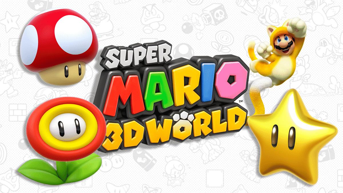 Super Mario 3D World - Débloquer les mondes