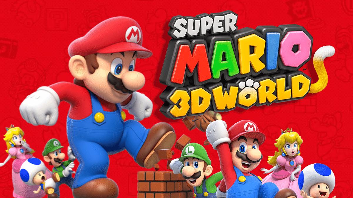Super Mario 3D World - Jouer en ligne, online aléatoire ou avec des amis