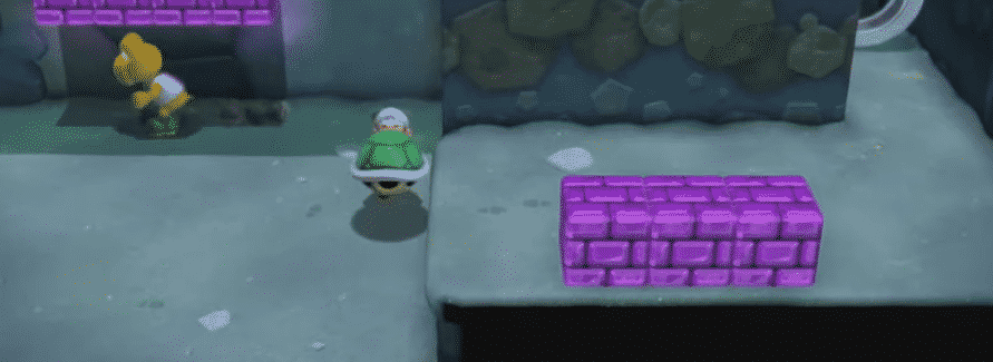 Super Mario 3D World - 1-Up, Vies Infinies