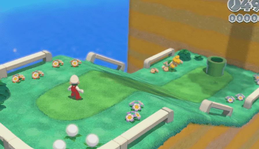 Super Mario 3D World - Niveau 1-2