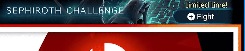 Séphiroth dans Smash - Débloquer le personnage en avance