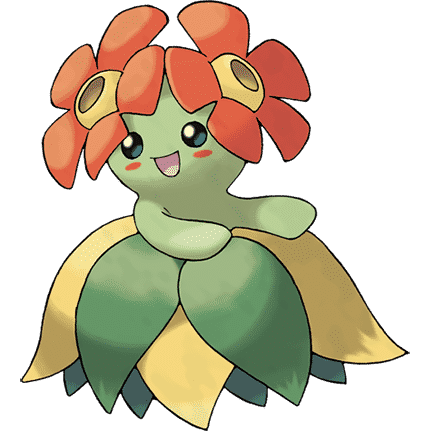 Pokémon Artwork Joliflor