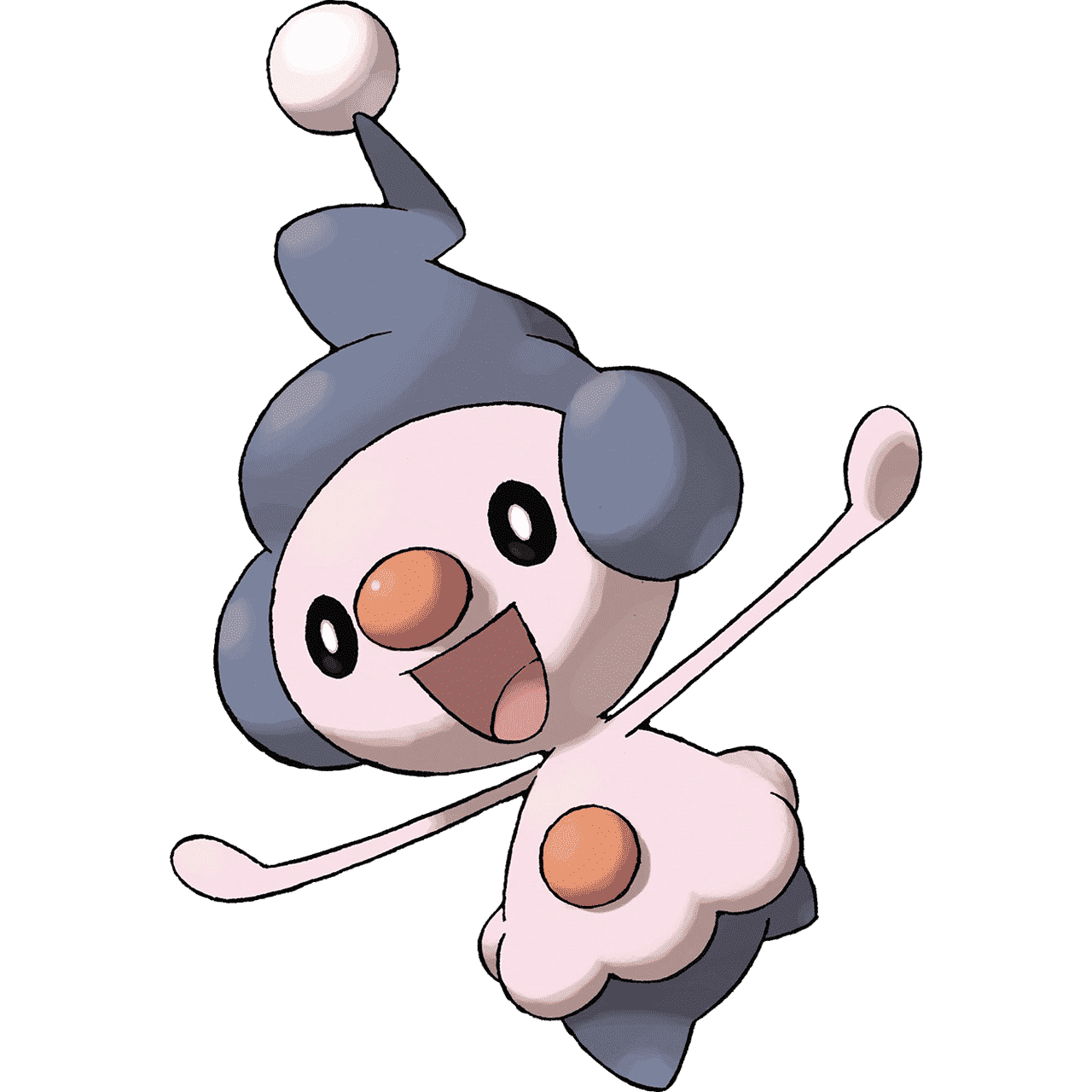 Pokémon Artwork Mime Jr.