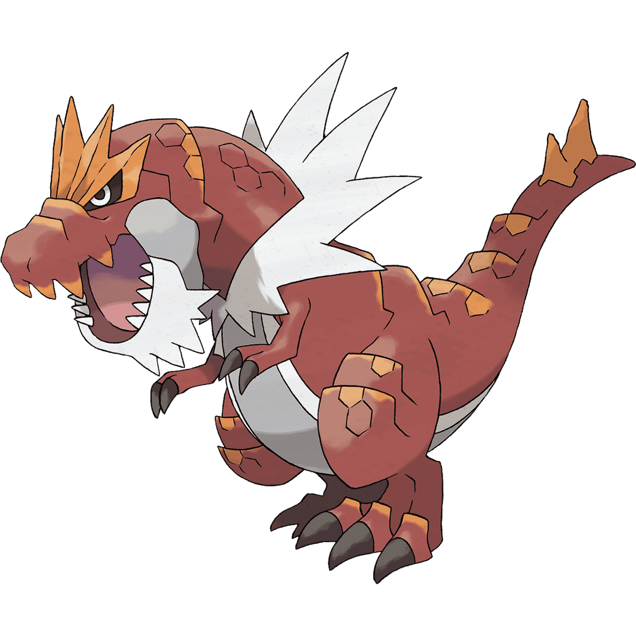 Pokémon Artwork Rexillius