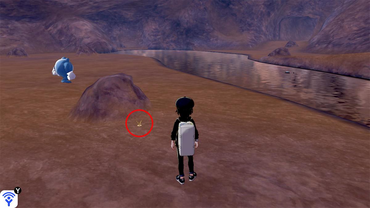 pokemon Ile solitaire de l'Armure emplacement Taupiqueur Grotte du Pugilat
