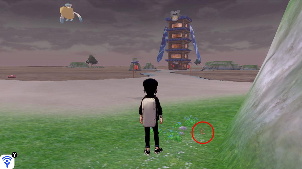 pokemon Ile solitaire de l'Armure emplacement Taupiqueur Plage de l'Épreuve