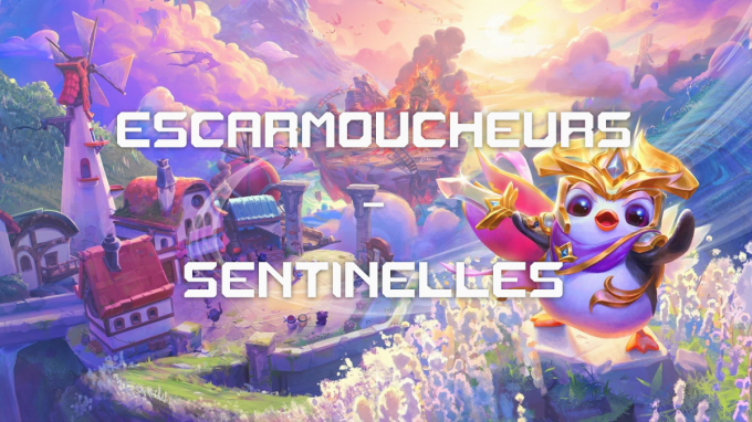 tft-set-5-5-aube-des-heros-dawn-of-heroes-reckoning-jugement-guide-composition-escarmoucheurs-sentinelles-champions-objets-synergies