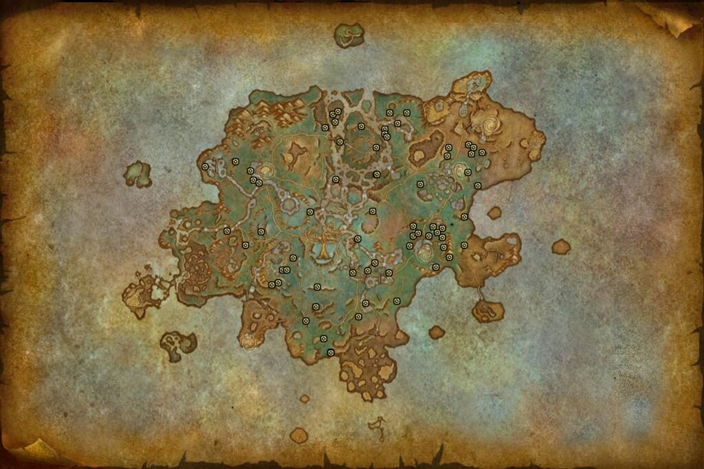 sylvarden-phaedrum-farm-mineur-shadowlands