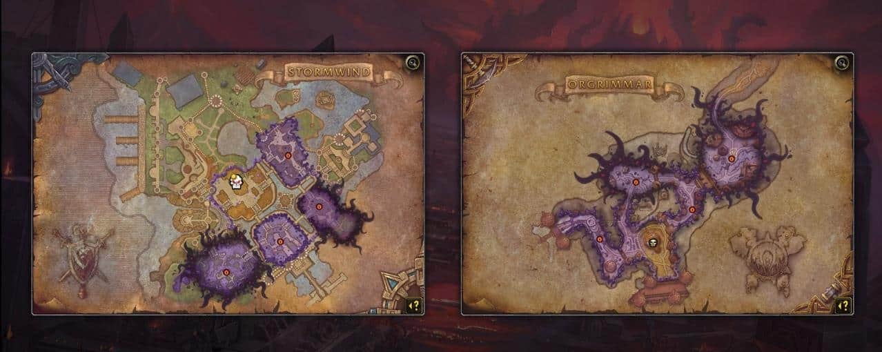 world-of-warcraft-cartes-visions-horrifiques-nouveaute-patch-8-3-wow-visions-de-nzoth-infos-details