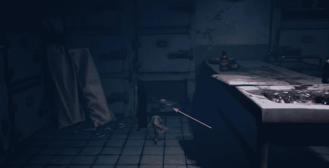 emplacement-masque-momie-little-nightmares-2