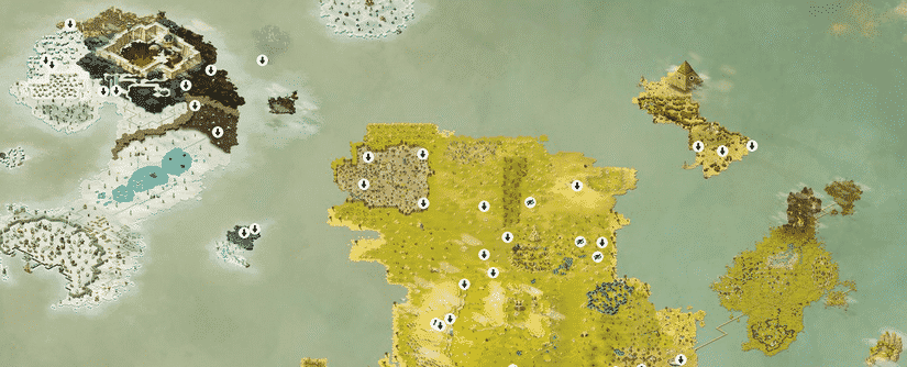 Dofus Map - Carte des ressources