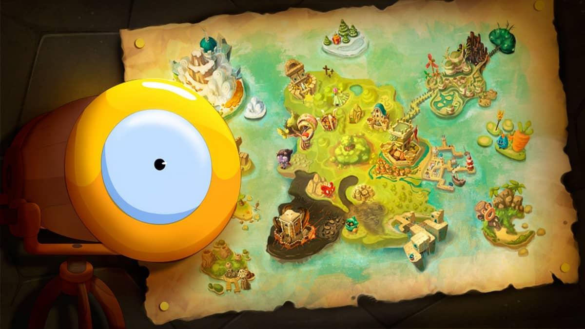 Dofus - Map des ressources, trouvez vos spots de ressources !
